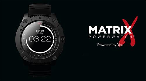 充電不要のPowerWatchシリーズの最上位モデルが登場!200M防水と着信通知機能が追加された「Matrix PowerWatch X」(マトリックス パワーウォッチ エックス)