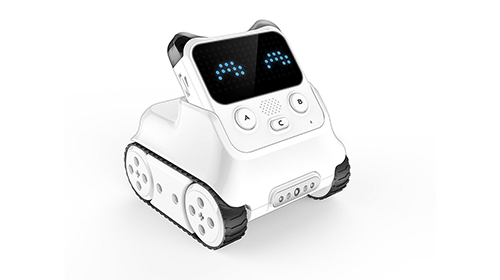 【Makeblock】codey rocky / プログラミング学習をサポートする教育ロボット