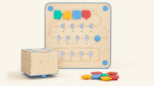プログラミング脳を3歳から 知育玩具 プリモトイズ キュベット