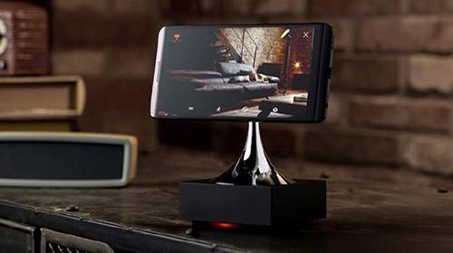 眠っていた古いスマートフォンをセキュリティカメラに変えるスマートクレードル「DAVV(ダブ)」