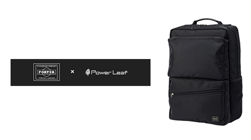 PORTER RUCKSACK × Power Leaf