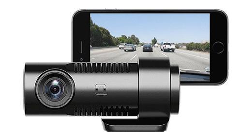 スマホアプリで管理する高品質ドライブレコーダー コンパクトボディでも広角140°のHD動画で記録できる 「ZUSⓇ Smart Dash Cam(ズース・スマートダッシュカム)」