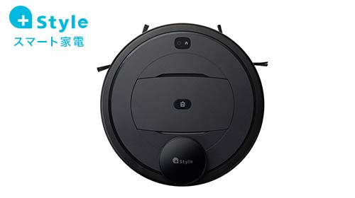 【+Style ORIGINAL】スマートロボット掃除機 G300(安心の2年保証)