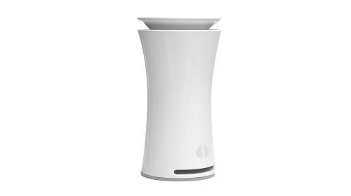 水や食事と同じように「空気」にも気を配ろう。 世界初、9個のセンサーを搭載した室内用空気品質監視モニター「uHoo(ユーフー)」