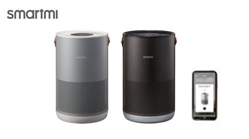 たった10分で空気清浄。スマホで操作可能な空気清浄機「 Smartmi 小型スマート空気清浄機P1」
