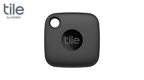 【予約受付中】【2022新作】探し物を音で見つける Tile Mate(2022)ブラック / 電池交換不可(最大約3年)単品