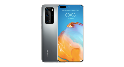 HUAWEI P40 Pro 5G / SILVER FROST