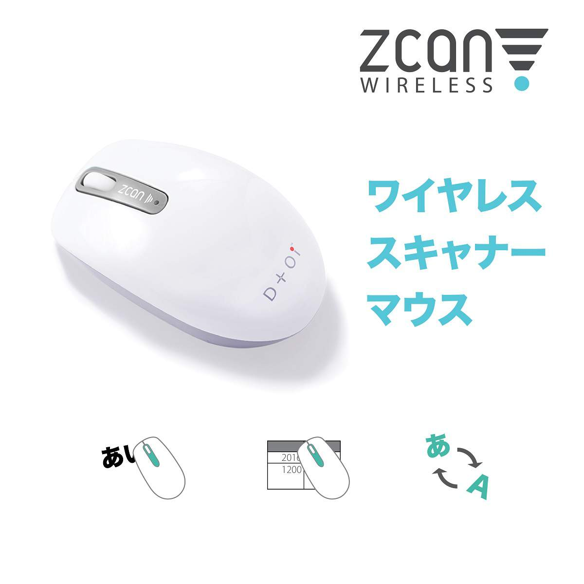 Zcan ワイヤレス