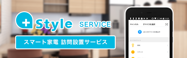 +Style SERVICE